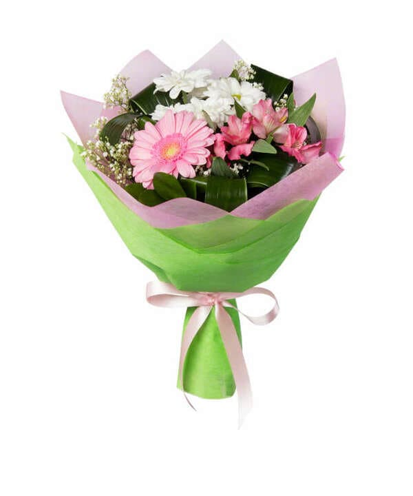 Цветы, купить недорогой букет девушке